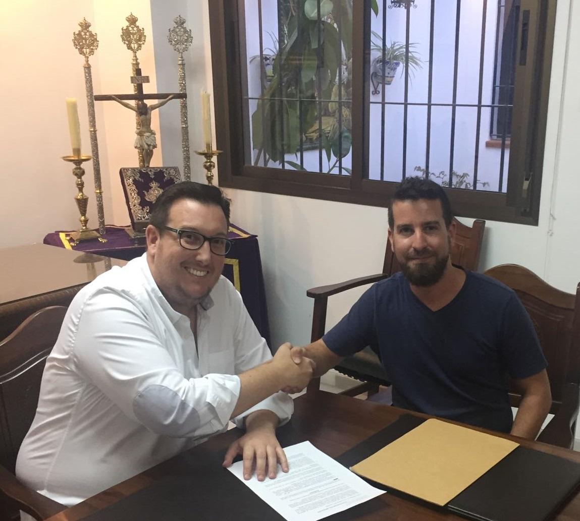 Firma Contrato Alcalá 2017